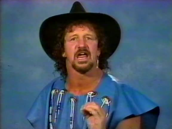 terry funk in over the top