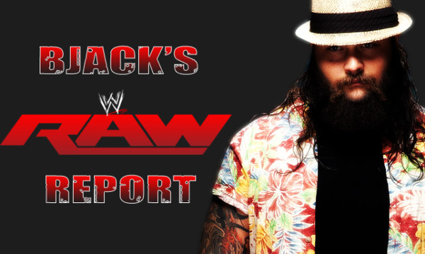 The WWE Raw Report 3/17/14 (Will Daniel Bryan Continue to ...