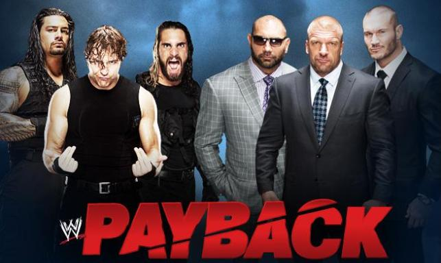 wwe payback latest result autos post. Black Bedroom Furniture Sets. Home Design Ideas